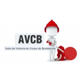 onde encontrar laudo avcb corpo de bombeiros Vila Prudente