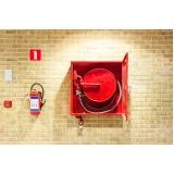 projeto de prevenção contra incêndio sob medida Limão