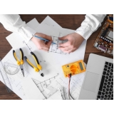 projeto elétrico para raios custo Santa Efigênia