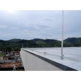projetos spda galpão Água Branca
