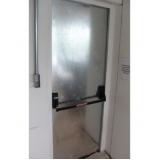 quanto custa instalação de porta corta fogo para condomínio comercial em Itapevi