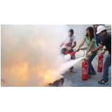 quanto custa treinamento prático de combate a incêndio Campo Belo