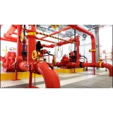 quero instalação hidráulica predial incêndio Jardim Guarapiranga