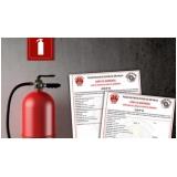 renovação AVCB de corpo de bombeiros na Vila Esperança