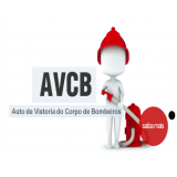 vistoria AVCB para estabelecimentos na República