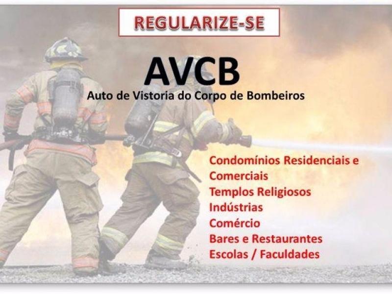 Vistoria AVCB para Indústrias na Vila Carrão - Vistoria AVCB para Indústrias